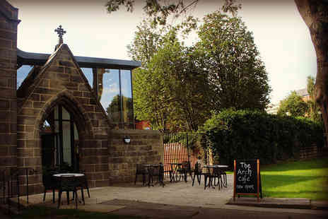 The Arch Cafe - Afternoon tea for two - Save 56%