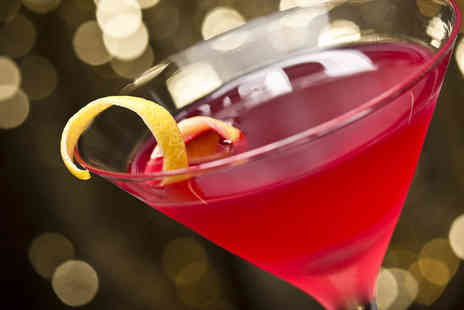 The Copthorne Tara Hotel - Choice of four cocktails at West8 Cocktail Bar and Lounge - Save 63%