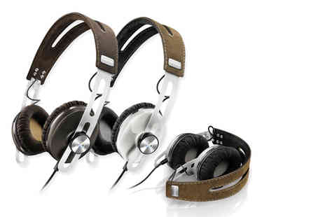 Hanaco - Pair of Sennheiser Momentum 2.0 on ear headphones for Android or Apple - Save 40%