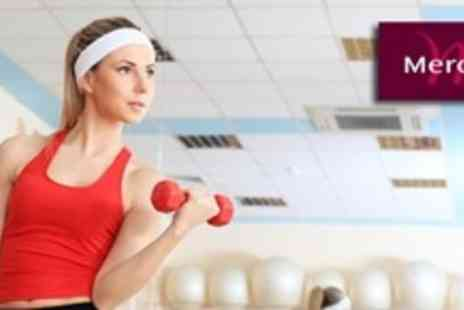 Mercure Chester - Ten Individual Day Gym Passes For Two People - Save 91%