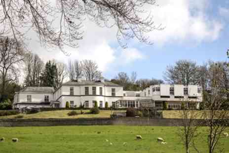 The Manor Hotel - One or Two Nights Stay for Two with Breakfast and Leisure Access - Save 0%