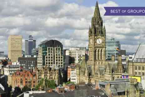 Britannia Hotel Manchester - One Night Stay For Two with Breakfast and Bottle of Wine with Option for Dinner - Save 0%