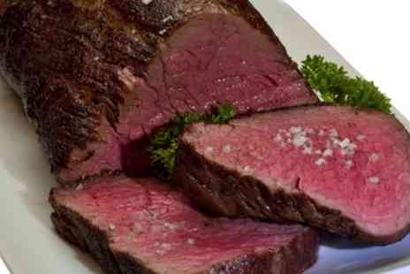The White Horse Inn - Chateaubriand Steak for Two or Four - Save 50%