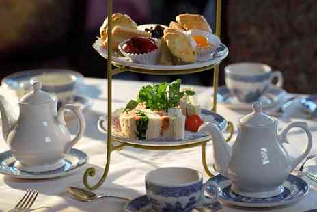 Palm Court Pavilion - Pimms Afternoon Tea for Two or Four - Save 42%