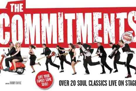 Churchill Theatre - The Commitments on 3 To 6 October, Price Band A or Premium Ticket, Churchill Theatre - Save 44%