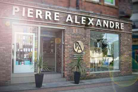 pierre alexandre - Six Laser Hair Removal Sessions on One or Three Areas - Save 0%