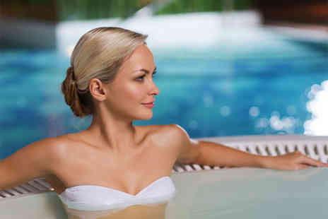 Gloss - Pamper package and spa access with two treatments of your choice - Save 0%