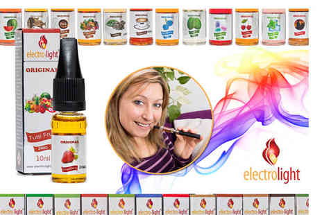 Vaping Clouds - 10 e cigarette liquids - Save 63%