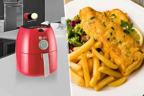 Dihl - 4L air fryer - Save 46%