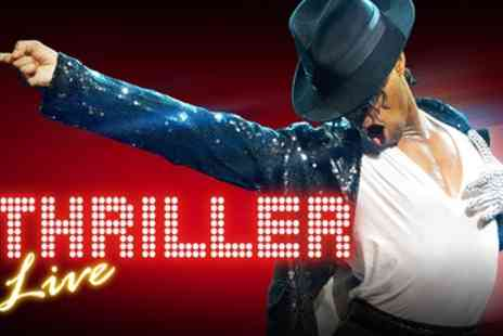 Nimax Theatres - Thriller Live Ticket on 20 September 2016 to 31 March 2017 - Save 31%