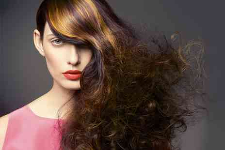 Hectik Hair Chelsea - Haircut & Colour Package - Save 52%