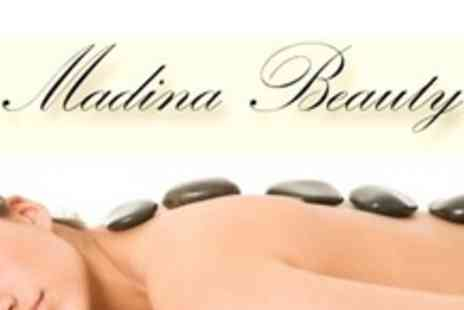 Madina Beauty - One Hour Full Body Massage Plus One Hour Dermalogica Facial - Save 62%
