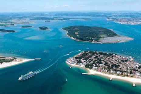 City Cruises PLC - Ticket to Scenic Poole Harbour Cruise - Save 44%