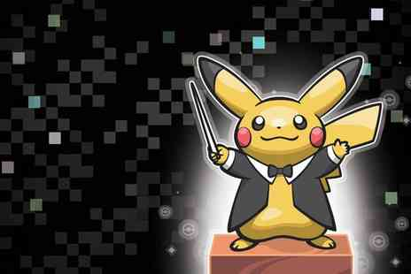 The Royal Philharmonic Orchestra - Pokemon Symphonic Evolutions tickets on 19 or 20 December - Save 0%