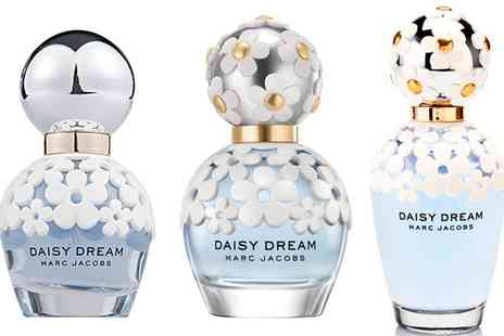 Groupon Goods Global GmbH - Marc Jacobs Daisy Dream EDT 30ml, 50ml or 100ml With Free Delivery - Save 0%