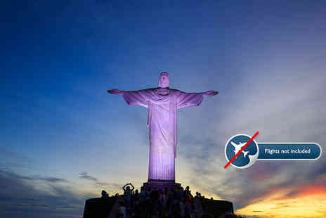 RLM Infinity - Seven day Rio de Janeiro and Iguassu Falls tour including accommodation, breakfast, tour guides and transfers - Save 40%