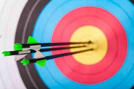 Archery Fit - 90 minute indoor archery lesson - Save 37%