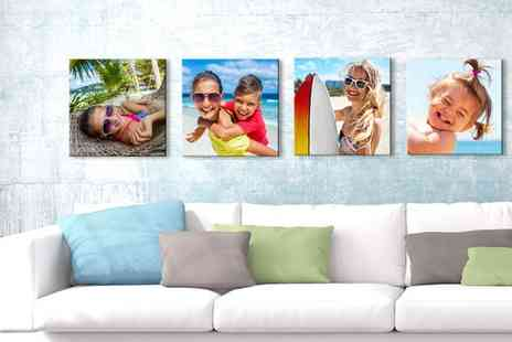 UK Photo Gifts - Instagram Mini Canvas 20cm x 20cm - Save 0%