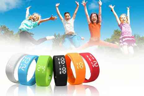 Toy Meets World - Kids smart fitness activity watch - Save 56%