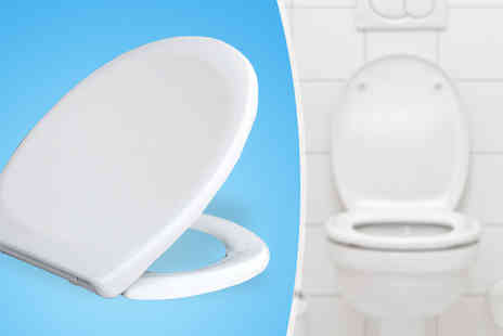 Showering Select - Soft Close Easy Clean Toilet Seat - Save 0%