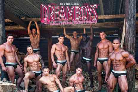 The Dreamboys - The Dreamboys Show with Cocktail, Buffet and Nightclub Entry - Save 30%