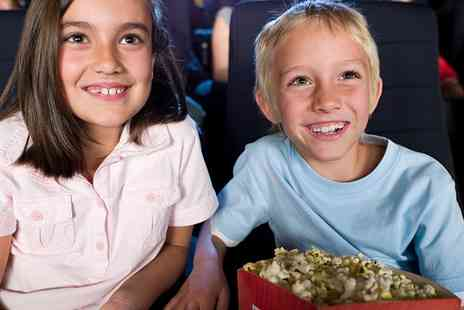 Zinc Arts - Childrens Cinema Experience on 8 to 30 August - Save 0%