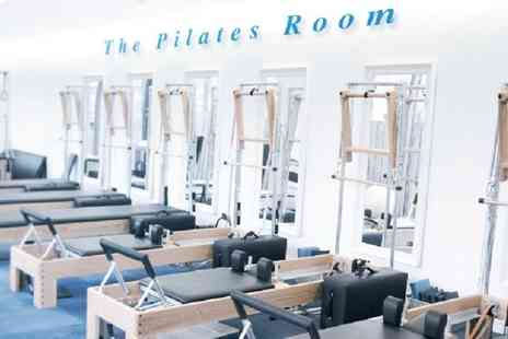 The Pilates Room - Up to Eight Semi Private Reformer Pilates Classes - Save 44%