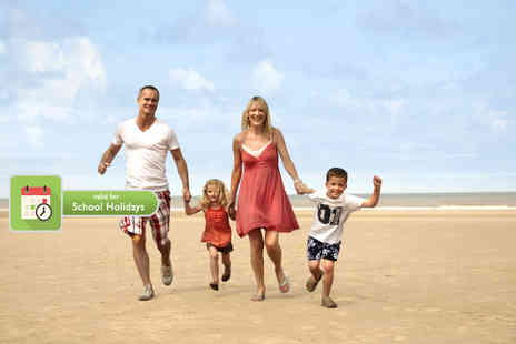 Pontins - Three or four night summer family break for up to four people choose from four holiday parks - Save 0%