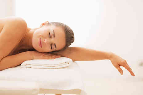 Paul Allan Hair And Beauty - Back, neck and shoulder massage with a dermalogica express facial - Save 64%