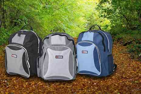 Luggage Travel Bags - Xtreme lightweight backpack choose from four colours - Save 54%