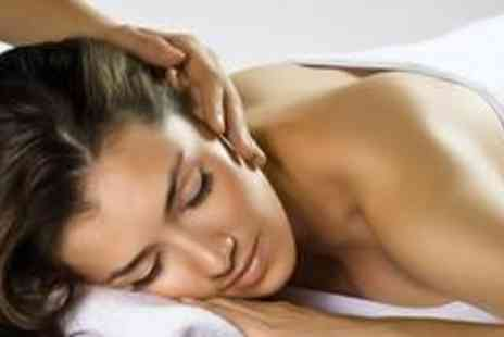 Fine Physique - 60-minute facial and 30-minute aromatherapy back massage - Save 70%