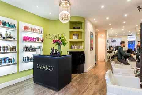 Czaro Hair - Ladies Wash, Cut & Blow Dry - Save 0%
