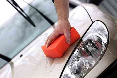 Kwik Valet Solutions - Interior and exterior car valet - Save 50%