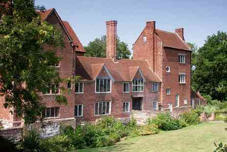 Harvington Hall - Entry to Harvington Hall for Up to Two Adults, One Adult and One Child or a Family of Up to Five - Save 50%