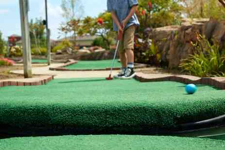 Peterborough Mini Golf - 18 Holes of Mini Golf for One or Two - Save 0%