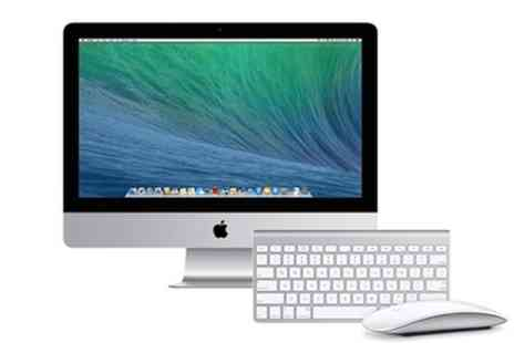 WesellMac - Refurbished Apple iMac 21.5 Inch Core i5 2.5Ghz with Apple Original Keyboard and Mouse With Free Delivery - Save 0%