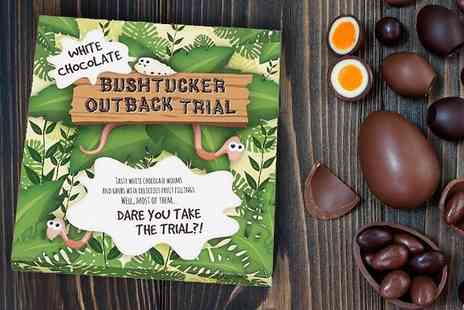 Ultimate Gift Packs - Bushtucker Trial Chocolate Roulette Game - Save 0%