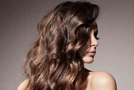 The Heavens Salon - Deep Conditioning Treatment & Blow Dry - Save 0%