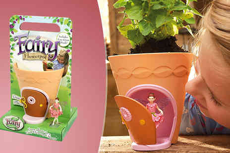 Ultimate Gift Packs - My Fairy Garden Flower Pot Play Set - Save 0%
