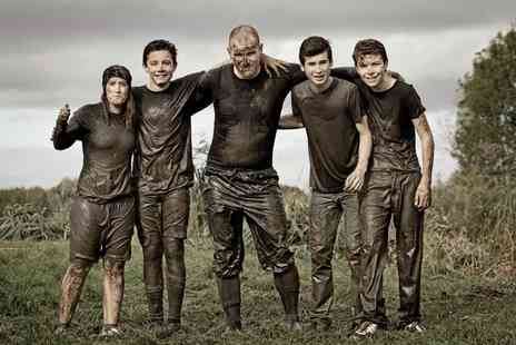 St Lukes Hospice -  St Lukes Hospice Mud Run on 24 September at 11 a.m. - Save 12%
