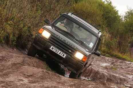 Drive Me - Off Road Driving Experience for Two - Save 41%