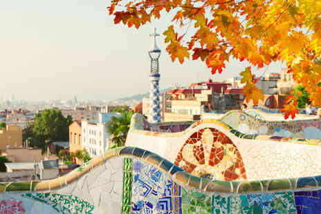 Crystal Travel - Two night spa break in Barcelona including flights - Save 25%