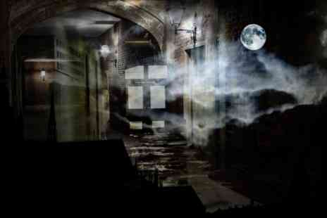 Ghosts Unlimited - 90 minute walking ghost tour for two in Warwick, Leamington Spa or Coventry - Save 55%