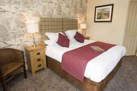 The Crown Inn - One or Two Nights Stay with Breakfast, Dinner and Late Check Out - Save 47%