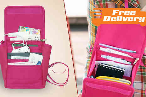 Emyub - Travel Document Bag Free Delivery - Save 82%