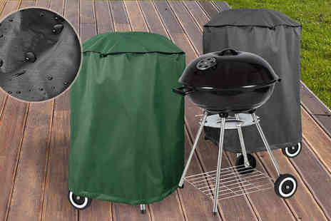 Fusion - One Or Two Outdoor Waterproof BBQ Covers - Save 75%