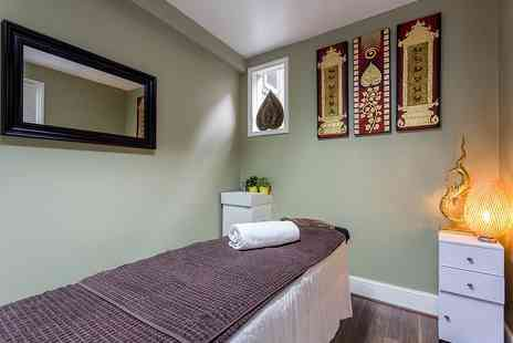 Thai London Therapy - Deep Tissue Massage - Save 29%