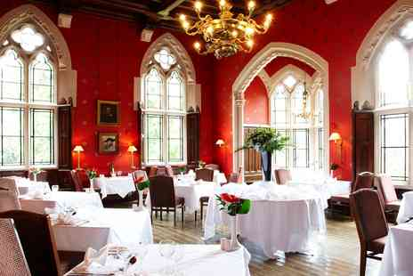 Brownsover Hall Hotel - Dinner & Bubbly for 2 - Save 44%