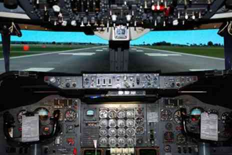 Sim2do - Boeing 737 Flight Simulator Experience - Save 43%