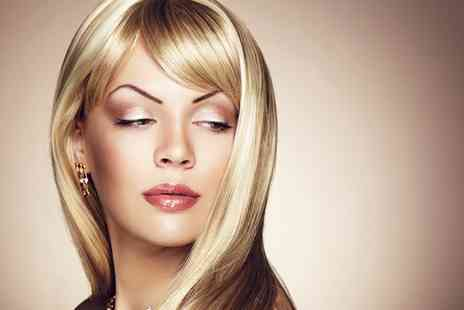 Inspirations Hair Design - Cut with Highlights or Colour Plus Conditioning Treatment - Save 54%